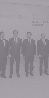 Инвестиционный Форум Invest in Tashkent Region